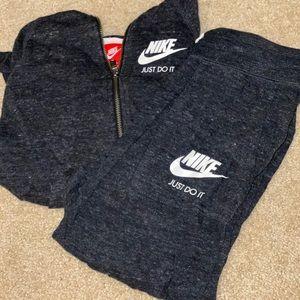 Nike sweatpants set-size small